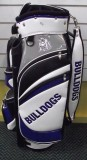 NRL Lincenced Golf Bag Canterbury Bulldogs