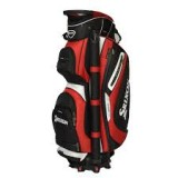 Srixon Deluxe Cart Bag RED