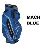 Ping Pioneer II Cart Bag BLUE