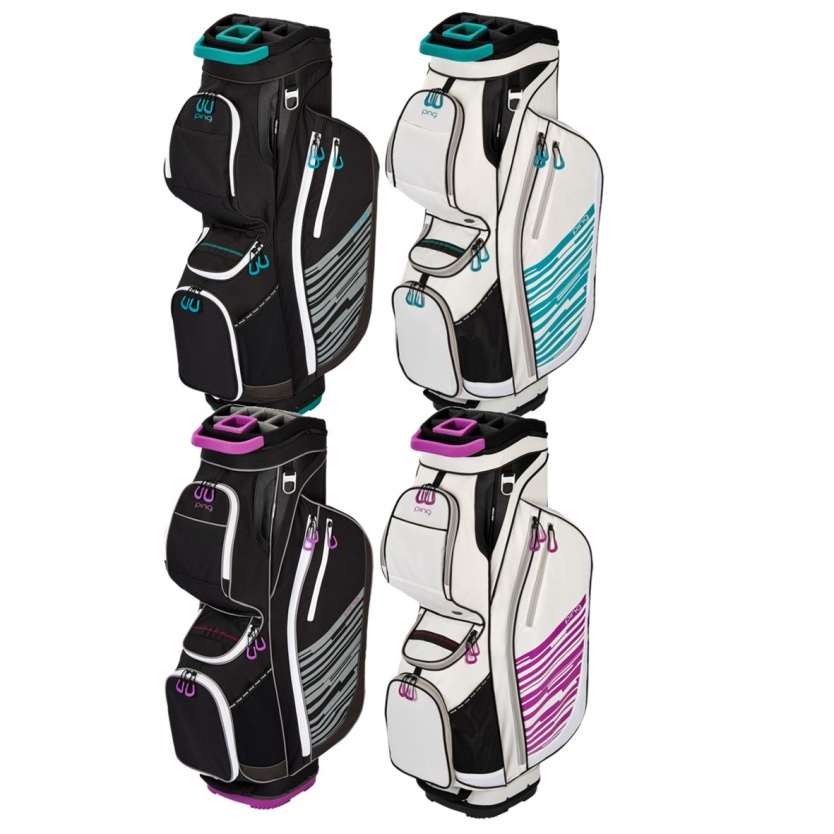 3066ea31e8f9 PING RHAPSODY LADIES CART BAG - Golf Factory Outlet