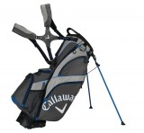 CALLAWAY FUSION 14 STAND BAG CHARCOAL