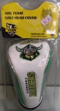 Canberra Raiders Fairway Wood Headcover