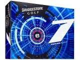 Bridgestone e7 1 Dozen Golf Balls White
