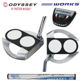Odyssey Works Tank Versa Fang 2-Ball Fang Putter