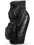 TaylorMade San Clemente Cart Bag BLACK