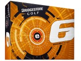 Bridgestone e6 1 Dozen Golf Balls White