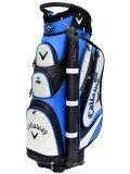 Callaway Forrester 15 Cart Bag BLACK/BLUE