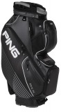 PING DLX CART BAG BLACK