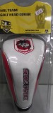 St George Dragons Fairway Wood Headcover