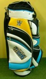 NRL Lincenced Golf Bag Gold Coast Titans