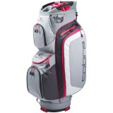 Cobra Ultralight Cart Bag GREY/PINK