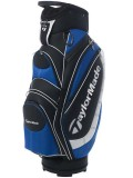 TAYLORMADE MONACO CART BAG BLACK/BLUE