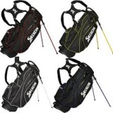 Srixon Deluxe Stand Bag BLACK/RED