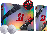 Bridgestone B330-RXS Golf Balls White