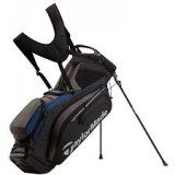 TaylorMade Purelite 2016 Stand Bag BLACK/BLUE